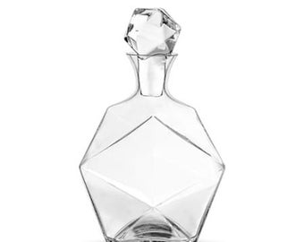 Savannah Crystal Liquor Decanter