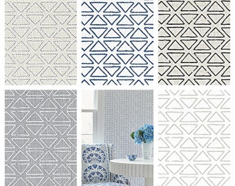 Thibaut Anna French Pyramid Wallpaper (Packaged in double rolls) (other colors available)