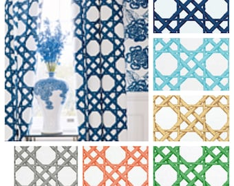Thibaut Cyrus Cane Fabric by the yard (other colors available)