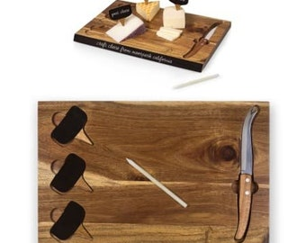 Trois Cheese Board Set