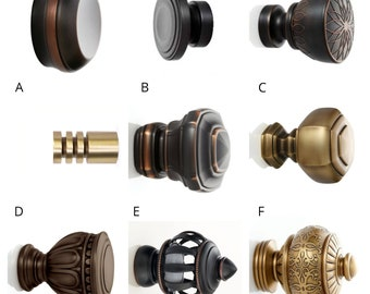 Curtain Rods/Hardware