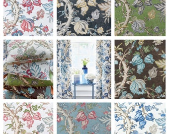 Thibaut Anna French Chatelain Fabric By The Yard (other colors available)