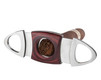 Belvedere Wood Cigar Cutter