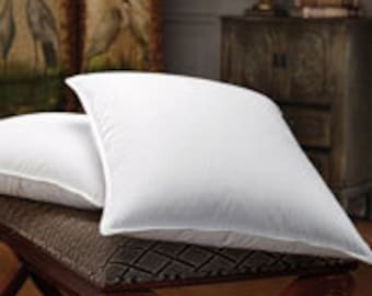 Down Feather Pillow Inserts - You pick the size