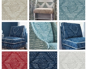 Thibaut Anna French Mali Fabric By The Yard (other colors available)