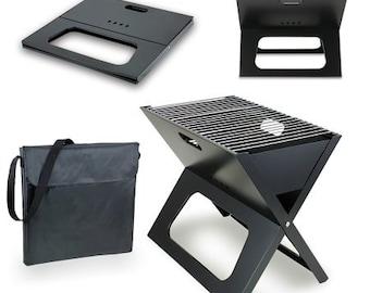 X Grill Portable Charcoal BBQ