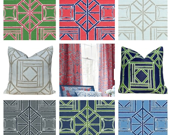 Designer Thibaut Shoji Panel Fabric by the yard (Other colors available)
