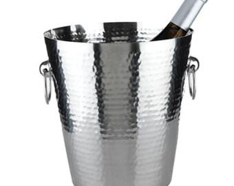 Manhattan Hammered Ice Bucket