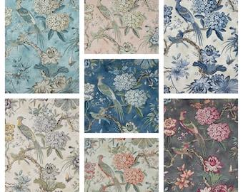 Designer Thibaut Villeneuve Fabric By The Yard