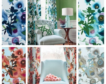 Designer Thibaut Open Spaces Fabric by the yard (other colors available)