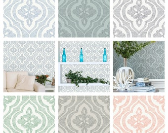 Thibaut Ophelia Wallpaper By The Package (Double roll)  (other colors available)