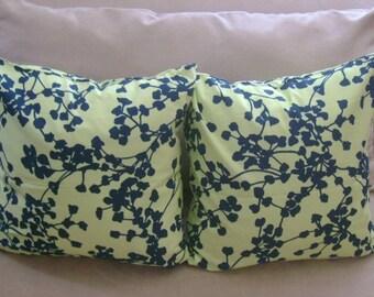 Blue Haze 16in x 16in Pillow