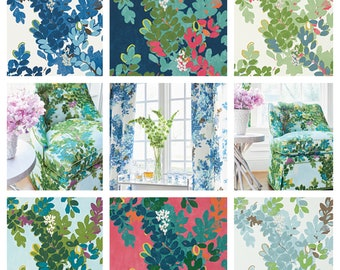 Designer Thibaut Central Park Fabric By The Yard (other colors available)