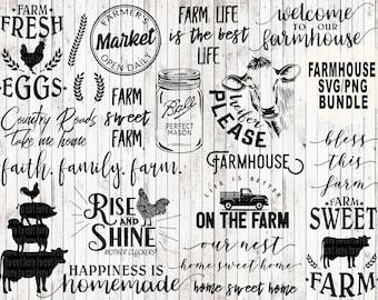 farm svg bundle, farmhouse svg bundle, farm life svg, farm svg designs, farm sign svg, farm cut files, farm quotes svg, farm clipart, htv