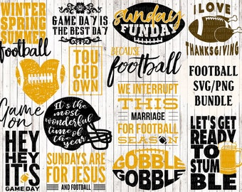 football svg bundle, football clipart, thanksgiving svg, turkey svg, beer svg, svg files for cricut, silhouette files, vinyl cut files