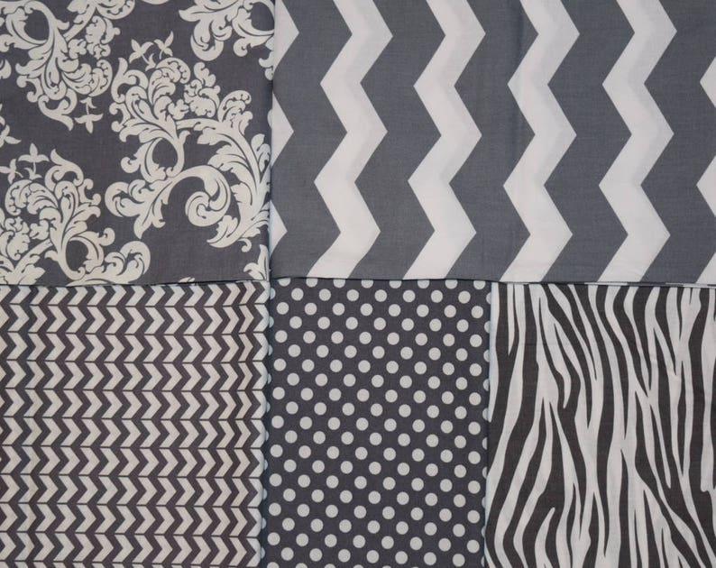 Girls Grey MODERN HOLIDAY collection BELLA Ruffle Pant 6-12-18-24 mth 2T-3-4-5-6-7-8 Valentines Christmas chevron damask zebra polka dot