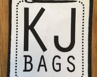 KJ Bags Patch