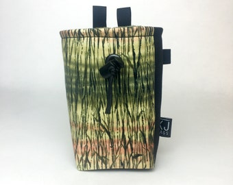 Bamboo Print Chalk Bag