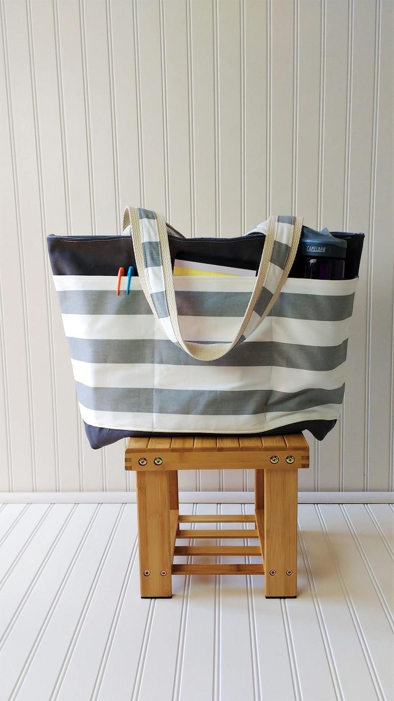 Teacher Bag  Teacher Bags  Teacher Gift  Tote Bag with image 0