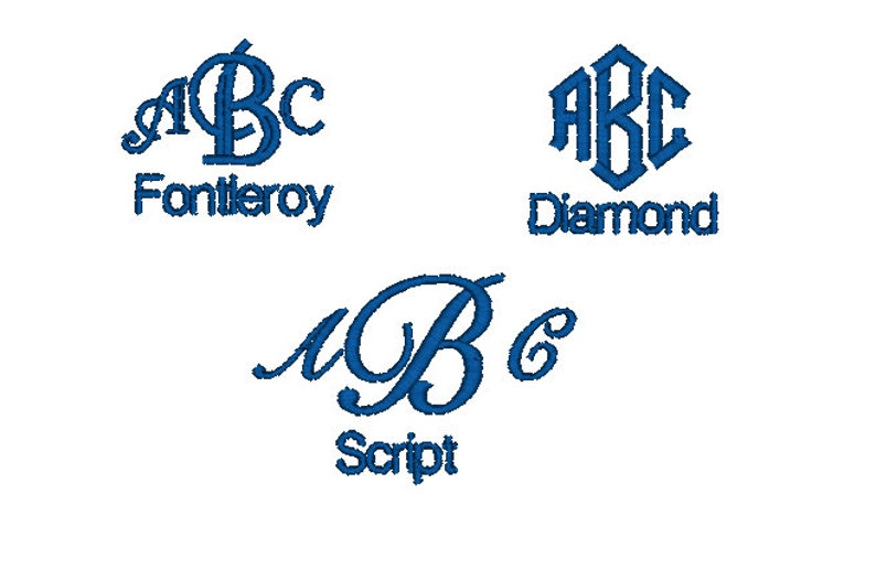 Monogram for Tote image 0