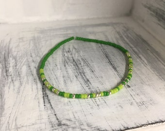 Suck It Up Buttercup, Morse Code Stretchy Bead Bracelet - Pick your color