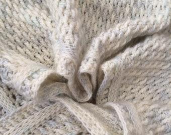 Cloud, crochet shawlette pattern, crochet necker pattern, little crochet shawl, one skein pattern, beginner friendly