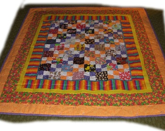 Candy Charms Quilt