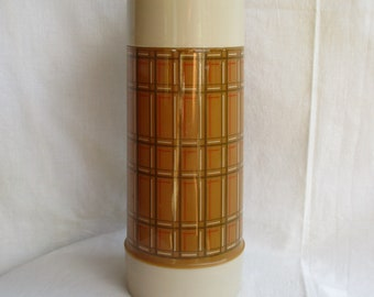 Vintage Thermos Plaid Thermos 1970s Aladdin Thermos Best Buy Thermos Wide Mouth