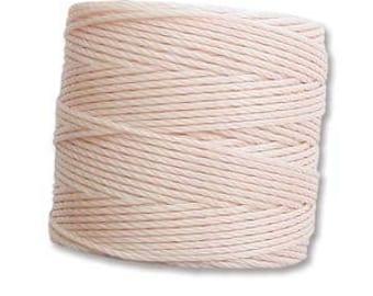 S-Lon Bead Cord Cream 77yrds. SLBC-CR