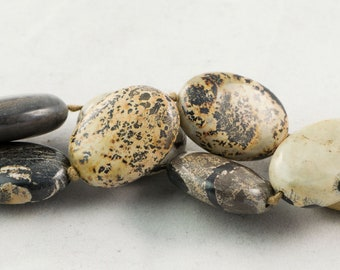 "30% OFF Dakota Stones Artistic 20x26mm Oval Gemstones. 16"" Strand. ART20x26ov"