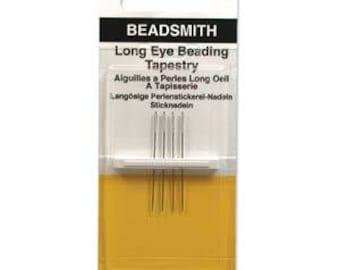 Beadsmith English Beading/Tapestry Needles Size 28 ZB19828
