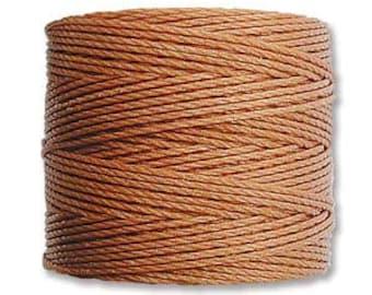 S-Lon Bead Cord Copper 77yrds. SLBC-COP