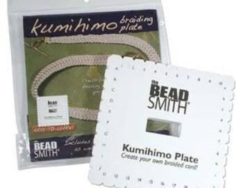 "Beadsmith 6"" Square Kumihimo Disk KD601"