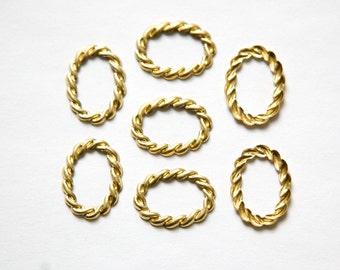 50Pcs 2-to-1 connexctors Cattolica religiosa SMALTO medaglie charms ciondoli 20mm