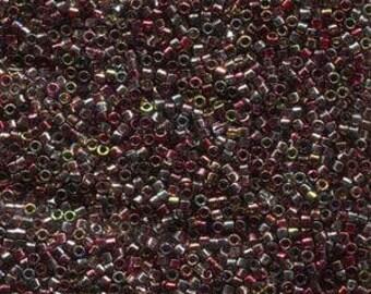 Magic Wine Miyuki Delica Seed Bead 11/0 7.2G Tube DB2207-TB