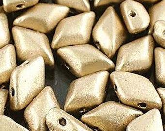 Gemduo Bronze Pale Gold 8x5mm 8.0+ G Tube