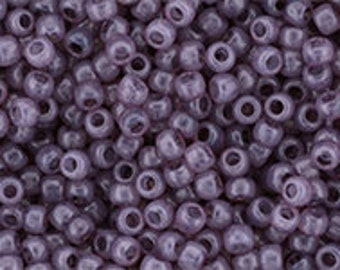 Hybrid ColorTrends: Milky Dusty Cedar Toho Seed Bead (8g) 11/0 TR-11-YPS0023