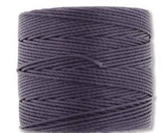 S-Lon Bead Cord Lilac 77yrds. SLBC-LI