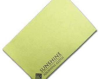"Sunshine Polishing Cloth 7.5""x5.0"""