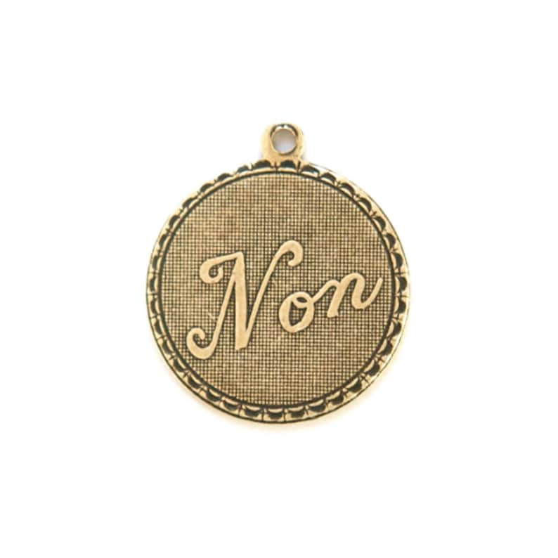 4 Non Word Charm with Loop No