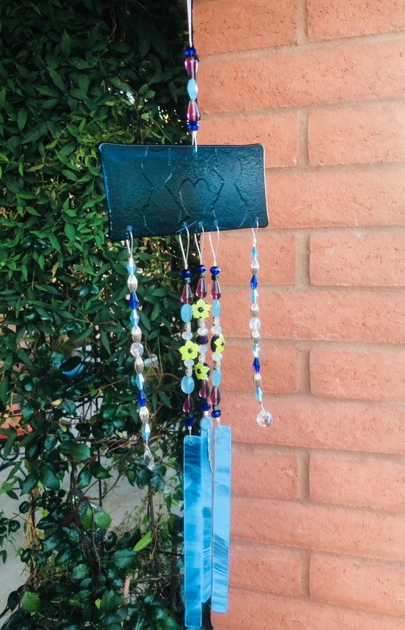 Windchime chats jardin Decor-Outdoor Decor-Memoral-intérieur Decor ...