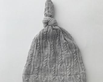 Men Women Ruffed Grouse Skull Hat Beanie Cap Winter Knit Hat Cap