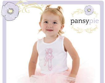 69bd7a1cae Newborn Ballet Outfit. Infant Ballerina Shoes Outfit For nb 3m or 6m. 2  Piece Set.