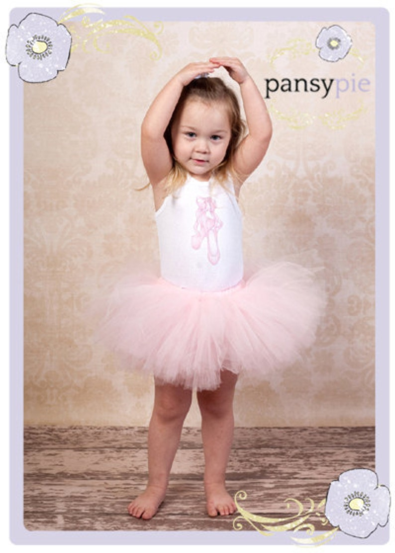 cd1471fec Baby Girl Ballerina Tutu Dress Set Baby Ballerina Outfit