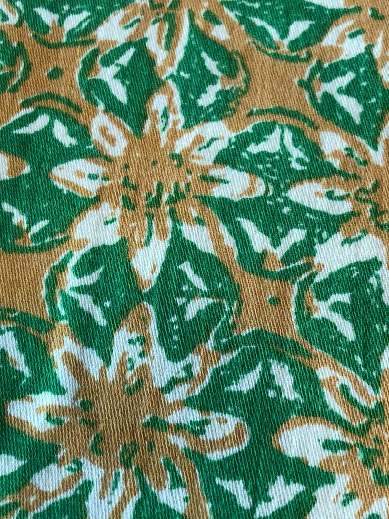 2 Yards and 10 inches Cotton Fabric 45 Wide Andora Prelude Vintage Floral