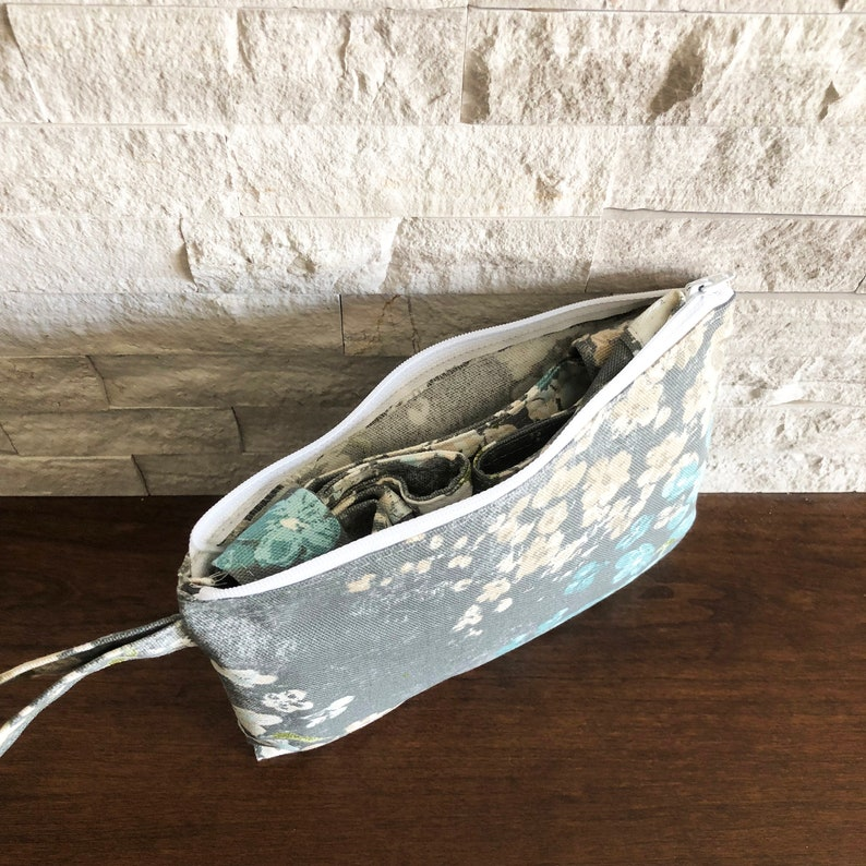 Eco bag market tote wpouch Dewdrop Mineral Large tote bag