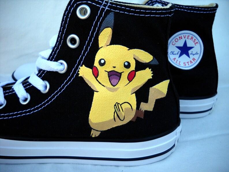e95c1cd1f4f25 Kids Pokemon GO Converse