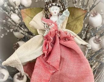 Online class tutorial instructional video Christmas ornament 2019...Angels among us w/bonus project
