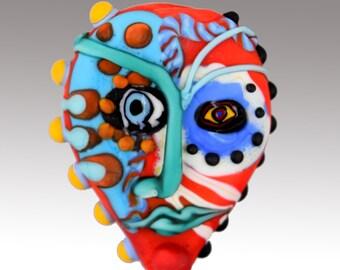 Aardvark's BUSYBODY Mask Bead