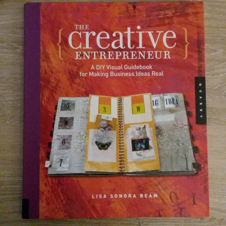 Craft Home Business Book The Creative Entrepreneur Home Etsy